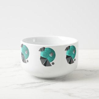 Mug À Soupe Art sur la cuvette - geisha