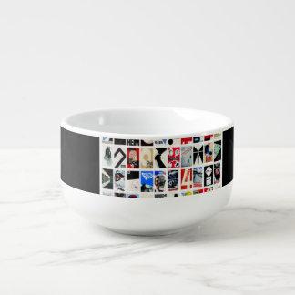 """Mug À Soupe Collection de papier peint de ReneeAB9 """"Digitals"""""""
