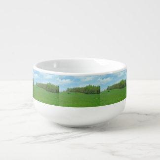 Mug À Soupe Gisement supérieur de foin de montagne