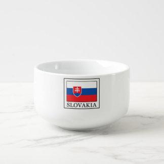 Mug À Soupe La Slovaquie