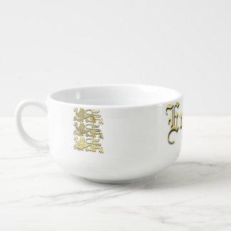 Mug À Soupe L'Angleterre   les bras royaux