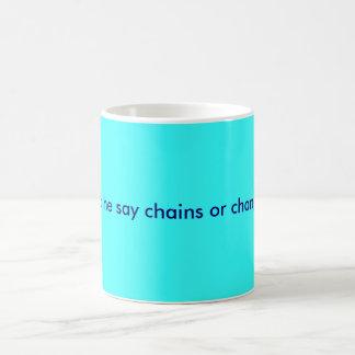 Mug A-t-il dit des chaînes ou a-t-il changé ?