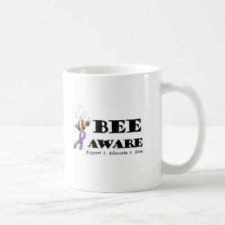 Mug Abeille avertie - conscience de lupus