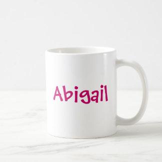 Mug Abigaïl