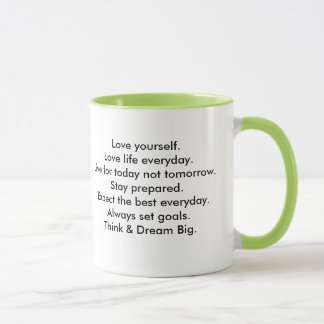Mug Abondance