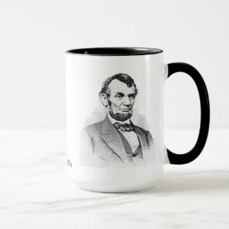 Mug Abraham Lincoln