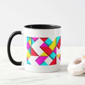 Mug Abstract Coffe