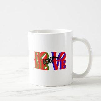 Mug Accessoires d'amour de wit de Rome