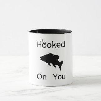 Mug Accroché sur vous