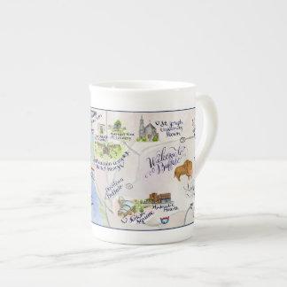 Mug Accueil à la carte de Buffalo