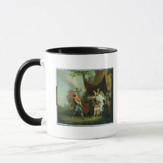 Mug Achille a un conflit avec Agamemnon, 1776
