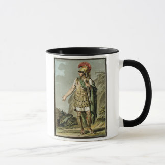 Mug Achille dans l'armure, costume pour 'Iphigenia