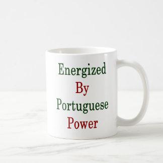 Mug Activé par puissance portugaise