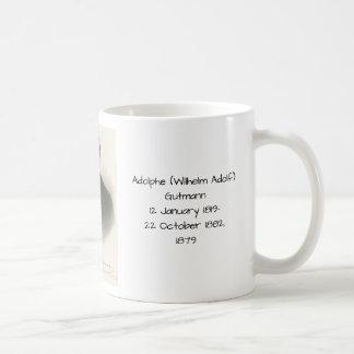 Mug Adolphe (Wilhelm Adolf) Gutmann