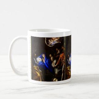 Mug Adoration des bergers   Philippe de Champaign