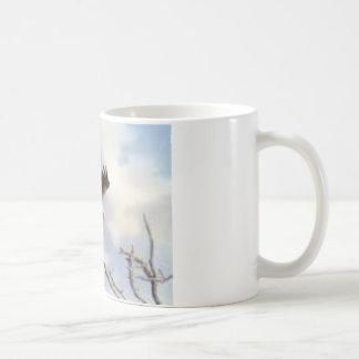 Mug aigle chauve