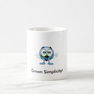 Mug Airin, simplicité verte !