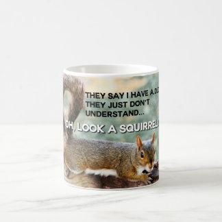 Mug AJOUTEZ la photo d'écureuil
