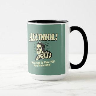 Mug Alcool : Rendez-vous plus intéressants