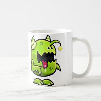 Mug Alien d'espace mignon