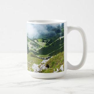 Mug Alpes en Autriche