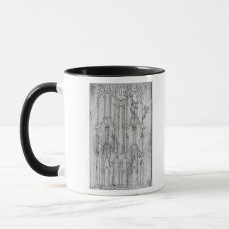 Mug Altitude de la tour de la cathédrale de Laon