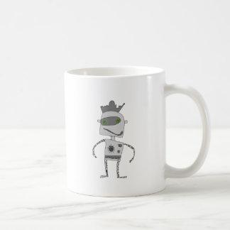 Mug Ami gris de robot