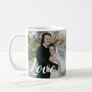 Mug Amour de 2 photos