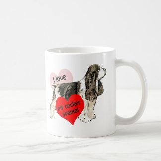 Mug Amour de cocker