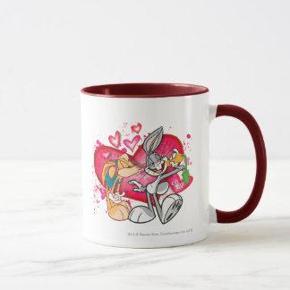 Mug Amour de Lola et d'insectes