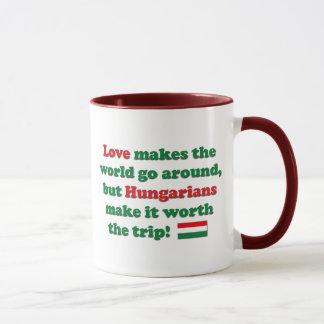 Mug Amour hongrois