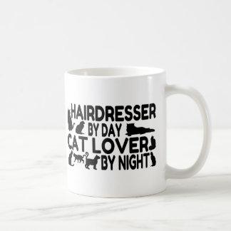 Mug Amoureux des chats de coiffeur