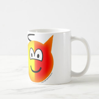 Mug Ange ou émoticône de diable