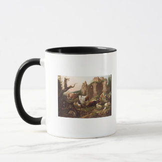 Mug Animaux de ferme dans un paysage, 1685