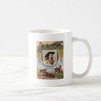 Mug Annonce vintage de l'exposition 1893 occidental