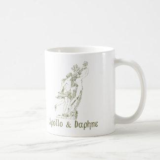 Mug Apollo et Daphne