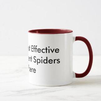 Mug araignées