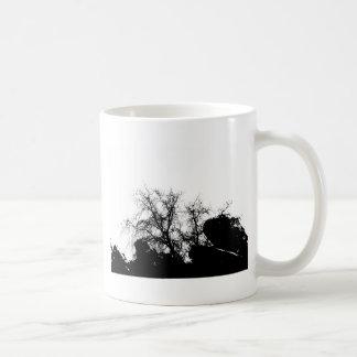 Mug Arbre dans les roches