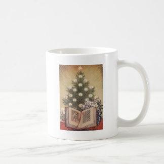 Mug Arbre et bible de Noël