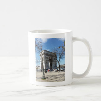 Mug Arc de Triomphe, Paris, France