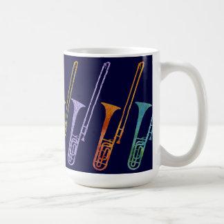 Mug Arc-en-ciel des trombones