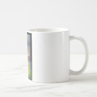 Mug Architecture de la plaine par Paul Klee