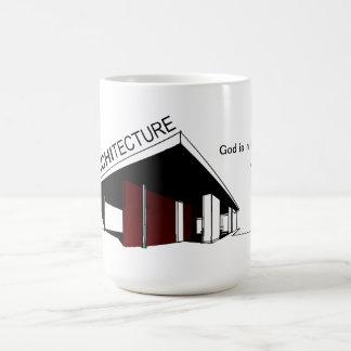 Mug Architecture : Mies van der Rohe