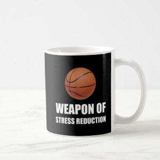 Mug Arme de basket-ball de réduction du stress