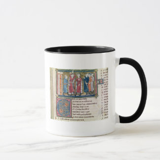 Mug Armement d'un chevalier