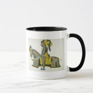 Mug Armure utilisée par le chrétien d'électorat I,