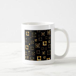 Mug Arrière - plan abstrait de fractale