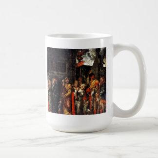 Mug Art d'Andrea Mantegna