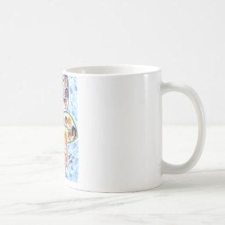 Mug Art de classe de volontés