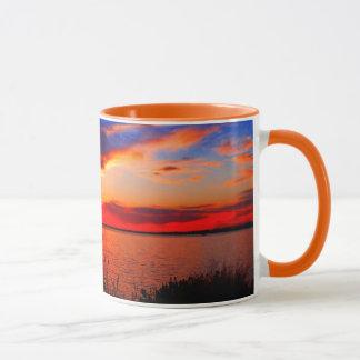 Mug Art de coucher du soleil